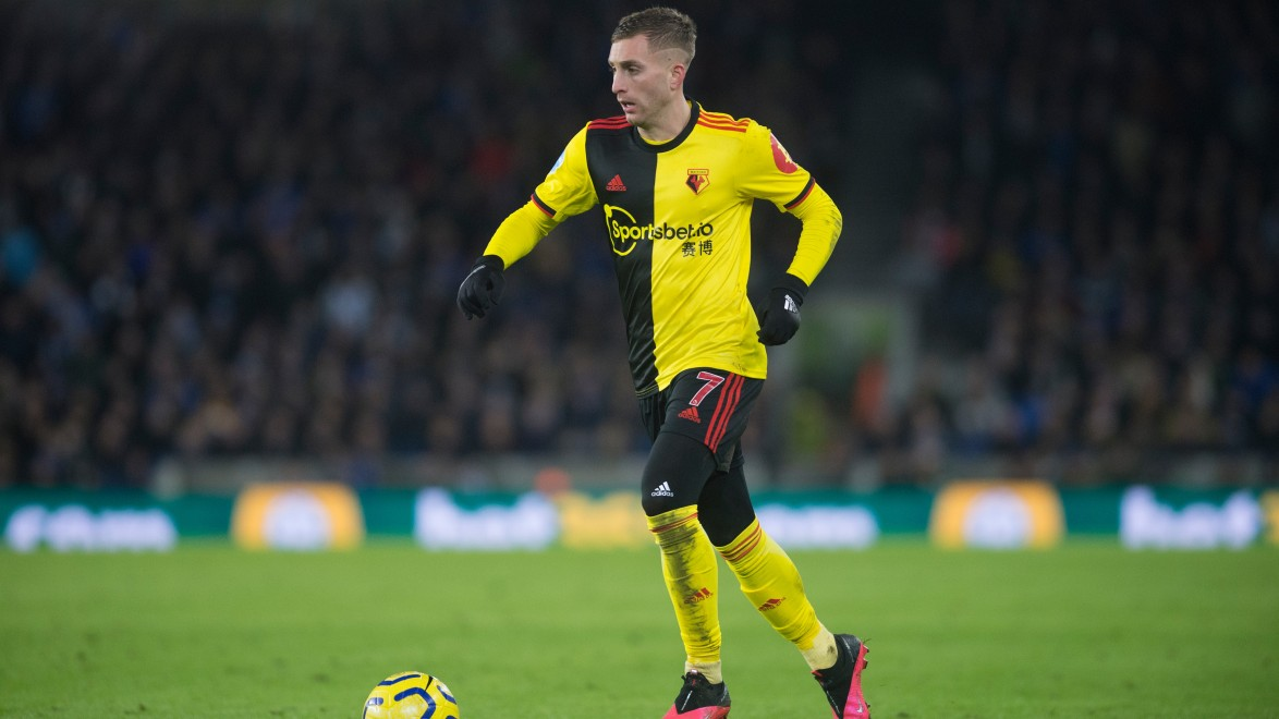 "Deulofeu: ""Finally I've Left The Crutches"" - Watford FC"